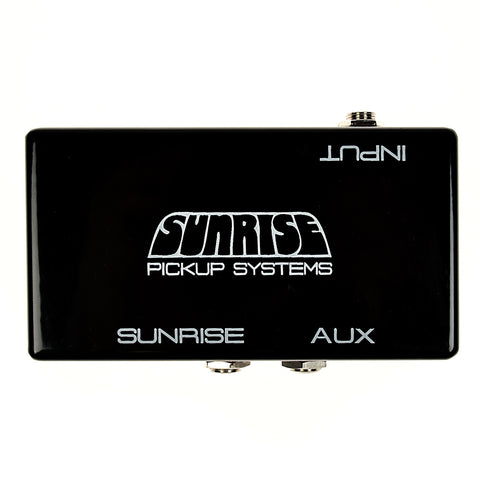 Sunrise SB-1 Mono Preamp Buffer Box