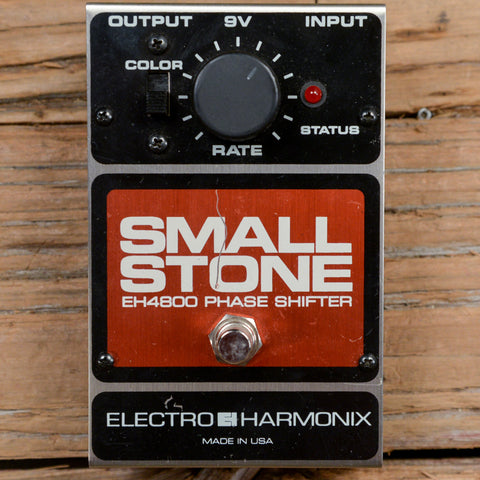 Electro-Harmonix Small Stone Classic Chassis USED
