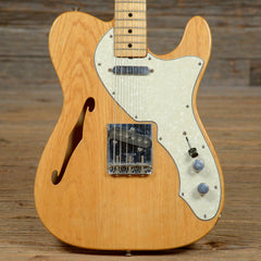 Fender Telecaster Thinline MN Natural 1969 (s960)