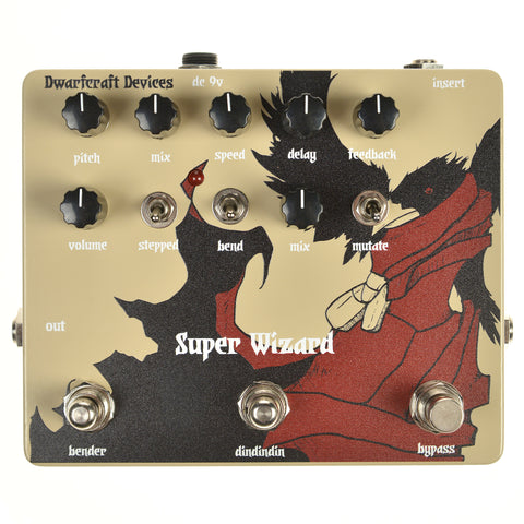 Dwarfcraft Devices Super Wizard