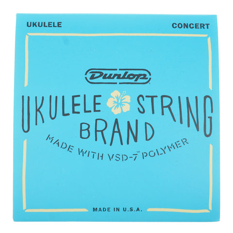 Dunlop Strings Ukulele Concert Pro Set