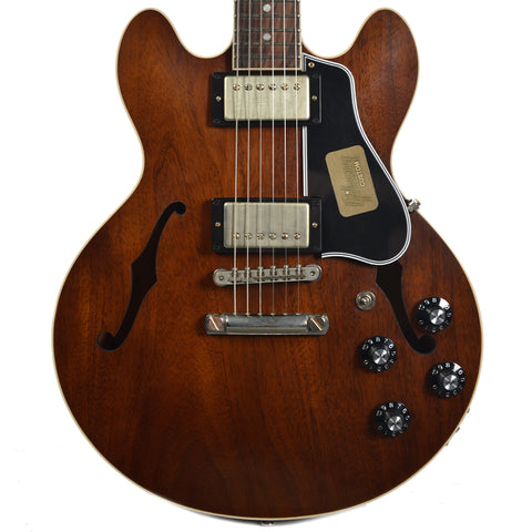 Gibson Custom Shop CS-336 Mahogany Walnut VOS NS (Serial #CS701041)