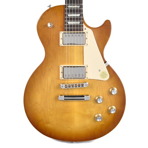Gibson USA Les Paul Tribute 2018 Faded Honey Burst w/Gig Bag