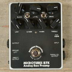 Darkglass Electronics Microtubes B7K Overdrive Preamp USED