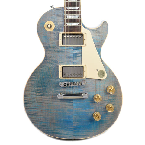 Gibson USA Les Paul Traditional RS 2015 Ocean Blue