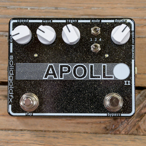 SolidGoldFX Apollo II Tap Tempo Phaser USED