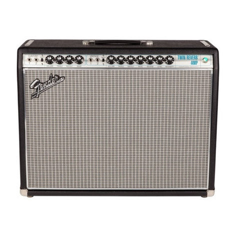 Fender Vintage Modified '68 Custom Twin Reverb Silverface