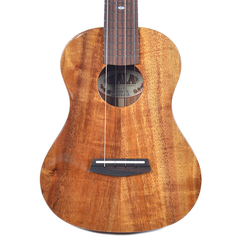 Kala 2KOA-TG Elite Series Tenor Ukulele with Gloss Finish
