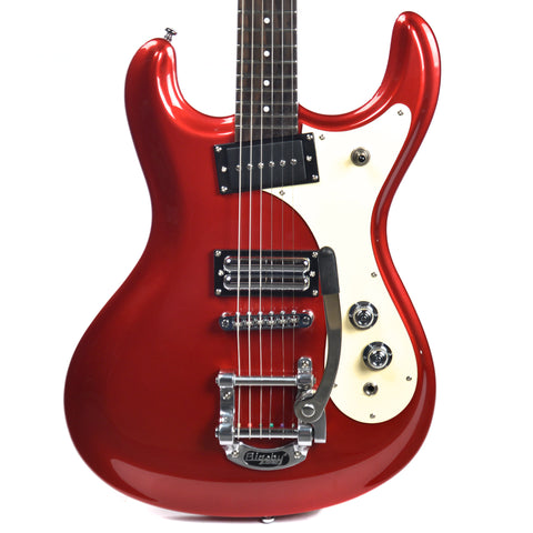 Danelectro The Í64 Red Metallic