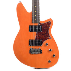 Reverend Descent H90 Baritone w/Wilkinson Trem Rock Orange