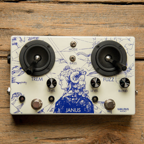 Walrus Audio Janus Tremolo & Fuzz USED