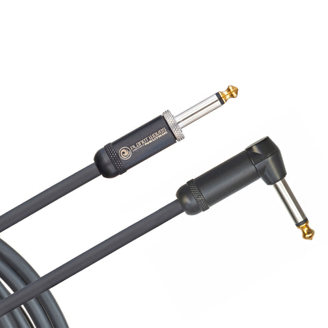 Planet Waves American Stage Instrument Cable 15' Right Angle/Straight