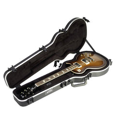 SKB Deluxe Les Paul Type Shaped Hardshell Case w/TSA Latch