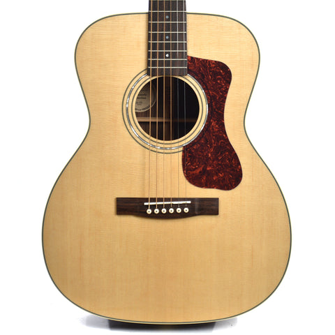 Guild Westerly OM-150 Sitka Spruce/Indian Rosewood Natural