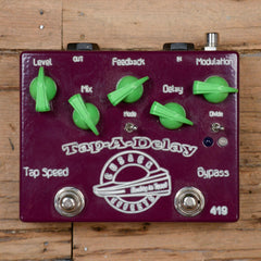 Cusack Music Tap-A-Delay Analog Delay USED