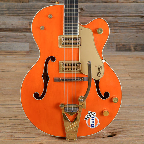Gretsch G6120 Nashville Orange 2004 (s018)