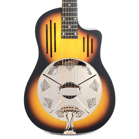 National Radio-Tone Bendaway Single Cone Wood Resonator