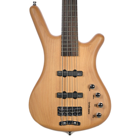 Warwick Rockbass Corvette Basic 4 String Natural Satin