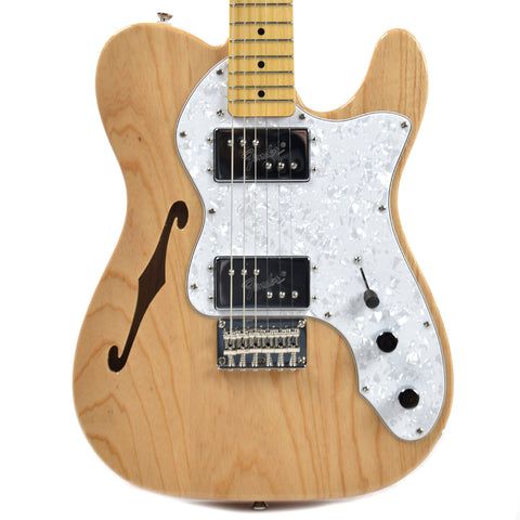 Squier Vintage Modified '72 Telecaster Thinline Natural