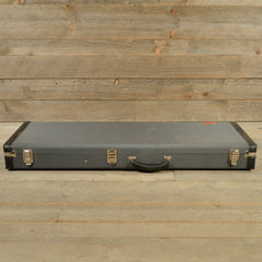 Ameritage Electric Solid Body Traditional Style (End Sewn) Silver Series Guitar Case USED