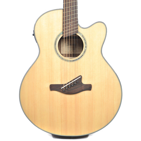 Ibanez AELFF10NT Fanned-Fret Acoustic Natural