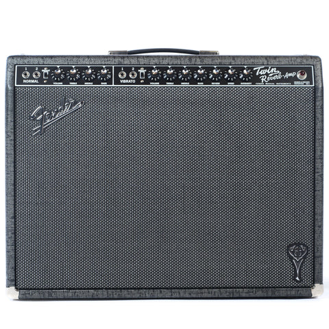 Fender George Benson Twin Reverb 2x12 Combo