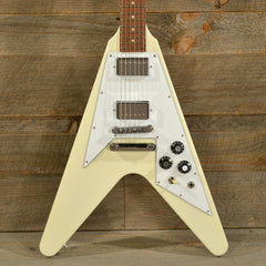 Gibson USA Flying V 2015 Classic White USED (s220)