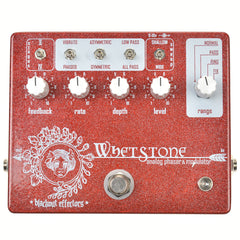 Blackout Effectors Whetstone Large Analog Phaser, Vibrato & Univibe