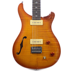 PRS SE 277 Baritone Semi-Hollow Soapbar Flamed Maple Vintage Sunburst