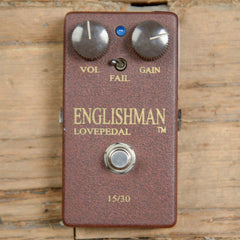 Lovepedal Englishman USED