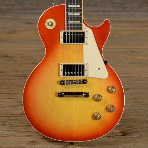 Gibson Les Paul Traditional Cherry Sunburst 2016 USED (s685)