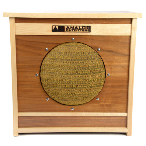 Analog Outfitters 1x12 40W 8ohm Speaker Cabinet (Serial #0163)