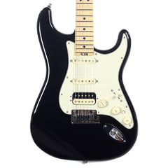 Fender American Elite Stratocaster HSS Shawbucker MN Mystic Black Floor Model