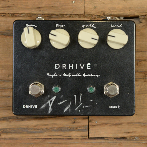 TMG Drhive Black USED
