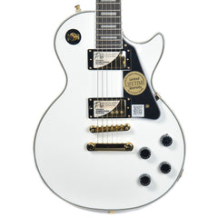Epiphone Les Paul Custom Pro Antique White