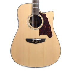 D'Angelico SD-500 Bowery Dreadnought CE Sitka Spruce/Rosewood Natural