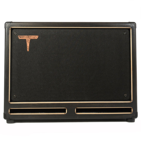 Tyrant Tone 1x12 Bass Cab Ebony and Black
