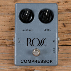 Ross Compressor 1970s USED