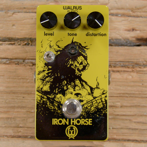 Walrus Audio Iron Horse Distortion USED