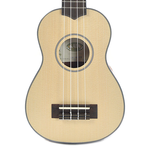 Kala KA-SSTU Thinline Soprano Travel Ukulele