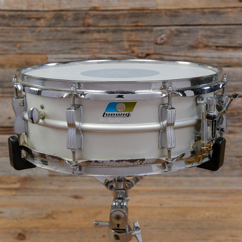 Ludwig 5x14 Acrolite Snare Drum 1970s
