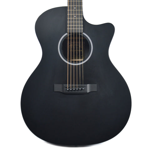 Martin GPCXAE Black Grand Performance HPL w/Sonitone