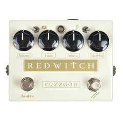 Red Witch Fuzz God II Pedal