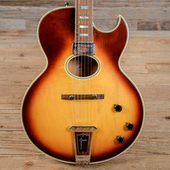 Gibson Howard Roberts Custom Sunburst 1974 (s424)