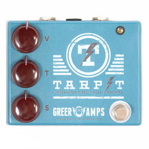 Greer Amps Tarpit Integrated Circuit Fuzz Machine