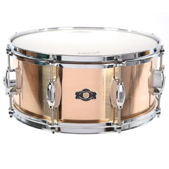 George Way 6.5x14 The Indy Medium Weight Bronze Snare Drum