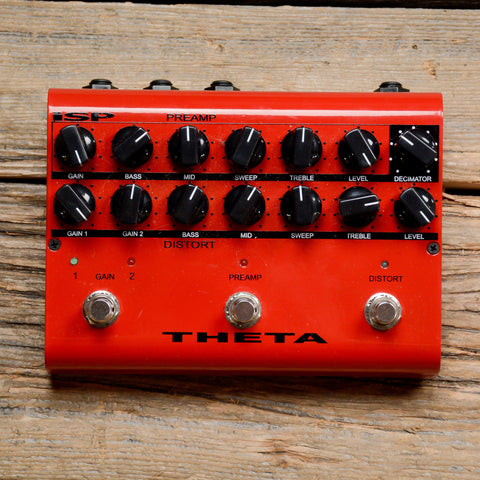 ISP Theta Preamp USED