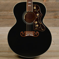 Gibson Montana SJ-200 Acoustic-Electric Ebony USED (s051)