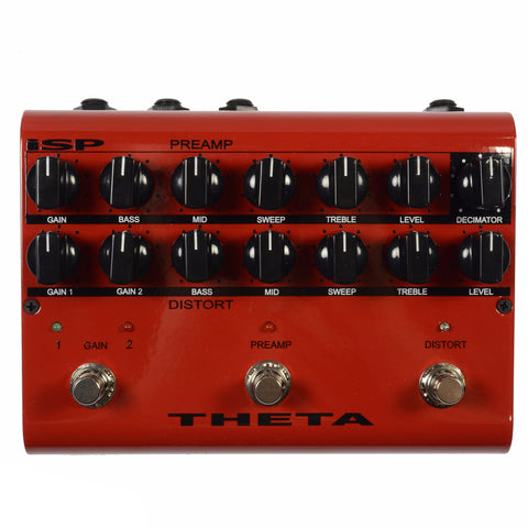 ISP Technologies Theta Preamp Pedal B-Stock