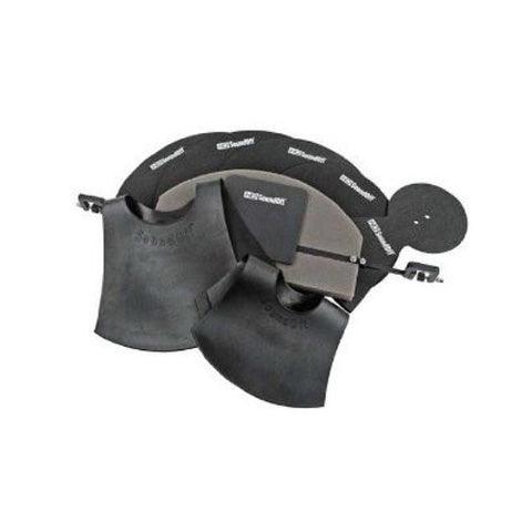 Evans 20 Inch SoundOff Ride Mute